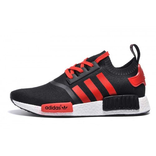 Best Quality Adidas NMD_R1 Runner men women Black Red